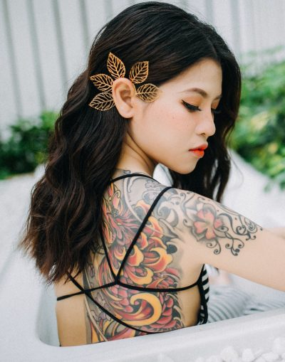 tatuaje tradicional japones