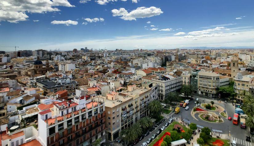 ¿Dónde están las mejores terrazas de Valencia?