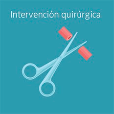 intervención quirurjica