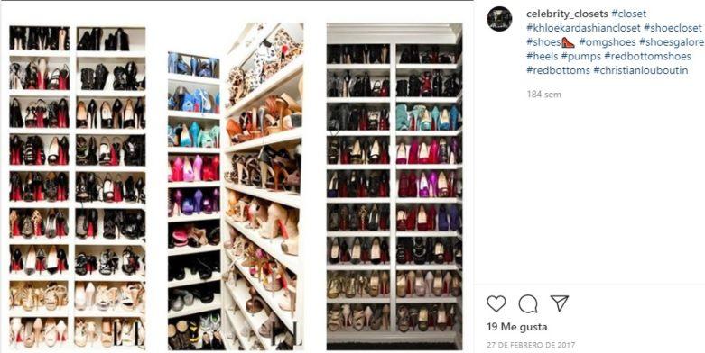 publicacion instagram vestuario influencers